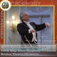 Yuri Simonov Collection — Юрий Симонов, Moscow Philharmonic Orchestra, Иоганнес Брамс