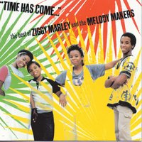 Time Has Come: The Best Of Ziggy Marley And The Melody Makers — Ziggy Marley And The Melody Makers