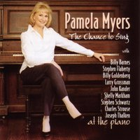 The Chance to Sing — Pamela Myers