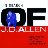 In Search Of — JD Allen