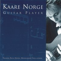 Guitar Player — Kaare Norge