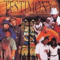 Testimony:  Songs Of Redemption — Various Artists - Grapetree Records