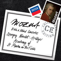 Mozart: Violin & Wind Concertos — Sir Neville Marriner, Academy of St. Martin in the Fields, Henryk Szeryng, Heinz Holliger & Chamber Orchestra of Europe, Aurele Nicolet