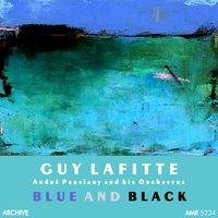 Blue and Black — Guy Lafitte