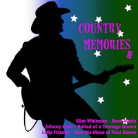 Country Memories, Vol. 2 — Johnny Cash
