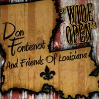 Wide Open — Don Fontenot