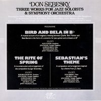 Three Works For Jazz Soloists & Symphony Orchestra — Don Sebesky