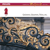 Mozart: The Quintets & Quartets for Strings & Wind — Academy of St. Martin in the Fields Chamber Ensemble, Grumiaux Trio