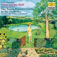 Prokofiev: Peter And The Wolf / Britten: The Young Person´s Guide To The Orchestra — Lorin Maazel, French National Orchestra, Alec Clunes