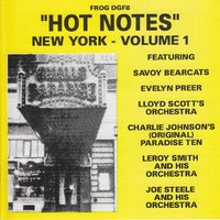 Hot Notes - New York, Vol 1 — сборник