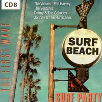 Surf Party - The First Wave, Vol. 8 — сборник