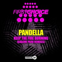 Keep the Fire Burning — Pandella