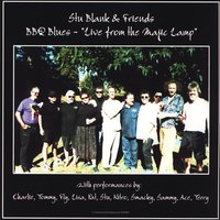 BBQ Blues - Live From the Majic Lamp — Stu Blank & Friends