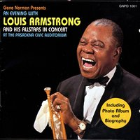 An Evening With Louis Armstrong At The Pasadena Civic Auditorium — Louis Armstrong and His All Stars