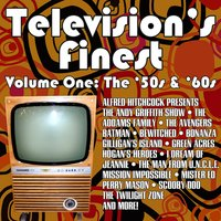 Television's Finest: Volume One - The 50's and 60's — сборник