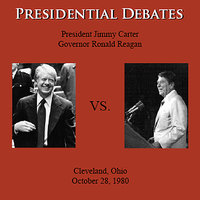 The Reagan / Carter Presidential Debates: Cleveland, OH - 10/28/80 — Jimmy Carter, Ronald Reagan, Howard K. Smith, William Hilliard, Marvin Stone, Harry Ellis
