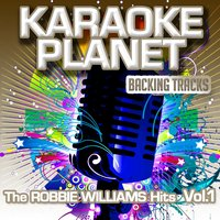 The Robbie Williams Hits, Vol. 1 — Karaoke Planet, A-Type Player