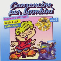 Canzoncine Per Bambini Vol 6 — Various Artists - Duck Records