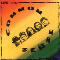 Live! at the Belly Up Tavern — Common Sense