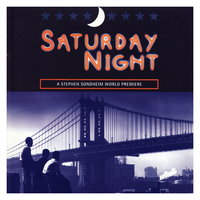 Saturday Night — Saturday Night - World Premiere Recording Cast