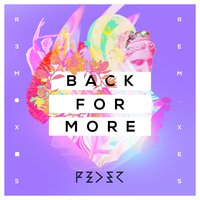 Back for More — Feder