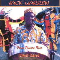 JACK WARREN STEEL BAND from Puerto Rico — Jack Warren