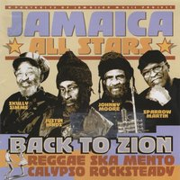Jamaica All Stars Back to Zion Live — Jamaica All Stars