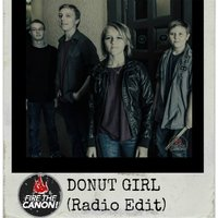 Donut Girl — Fire the Canon