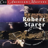 Music of Robert Starer — сборник