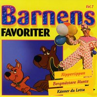 Barnens favoriter 7 — Mariann Grammofon Various
