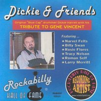 Tribute To Gene Vincent — Dickie Harrell