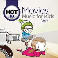 Hot 18 Movies Music for Kids, Vol. 1 — Flies on the Square Egg