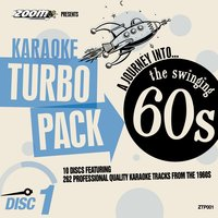 Zoom Karaoke - 60s Turbo Pack Vol. 1 — Zoom Karaoke