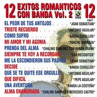 12 Exitos Romanticos Con Banda Vol.2 — сборник