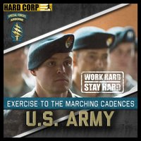 Exercise to the Marching Cadences U.S. Army Special Forces Airborne — The U.S Army Special Forces, Hard Corp