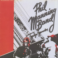 Live in New Zealand — Phil Manning Band, Phil Manning feat. Midge Marsden