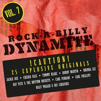 Rock-a-Billy Dynamite, Vol. 7 — сборник