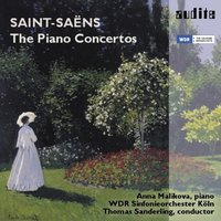Camille Saint-Saëns: The Complete Piano Concertos — Thomas Sanderling, WDR Sinfonieorchester Köln, WDR Sinfonieorchester Köln & Thomas Sanderling, Камиль Сен-Санс