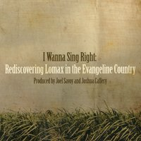 I Wanna Sing Right: Rediscovering Lomax in the Evangeline Country — сборник