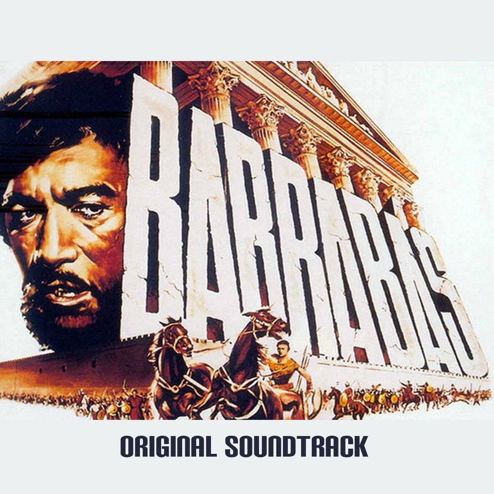 Mario Nascimbene Barabbas Original Movie Soundtrack