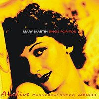 Sings for You — Mary Martin