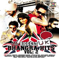 The Biggest UK Bhangra Hits Vol:2 — Various Artits (Bhangra Compilation)