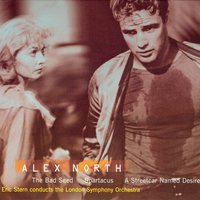 Alex North: A Street Car Named Desire — Eric Stern, London Symphony Orchestra