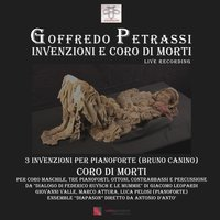 Goffredo Petrassi Coro Di Morti Nonsense Quattro Inni Sacri