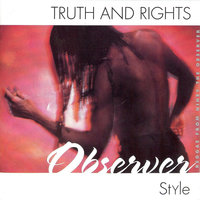 Truth & Rights Observer Style — Niney The Observer