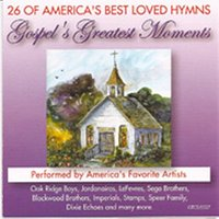Gospel's Greatest Moments - 26 Of America's Best Love Hymns — сборник