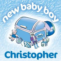 New Baby Boy Christopher — The Teddybears