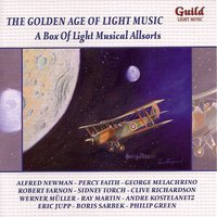 The Golden Age of Light Music: A Box of Light Musical Allsorts — сборник