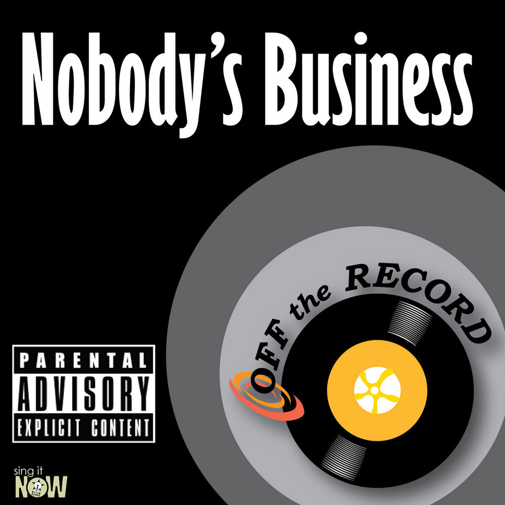 nobodys business At like nobody's business, we will work with you to improve your business through better bookkeeping we will organize your paperwork from mailbox to filing box.