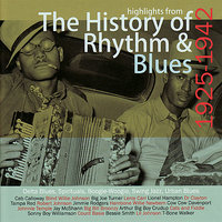 The History of Rhythm & Blues 1925-1942 — сборник